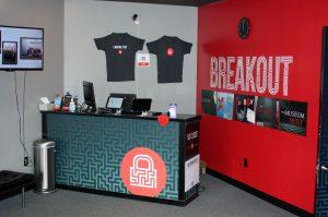 custom vinyl wall graphics lobby signs
